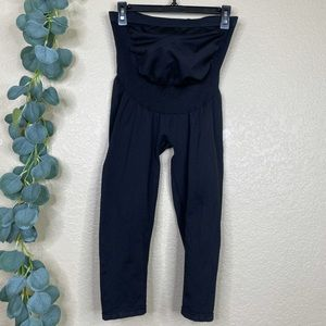Belly Bandit Maternity Leggings Active Over Bump